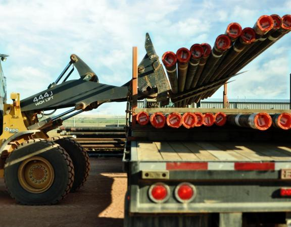 Veritas Drill Pipe Rental and Sales